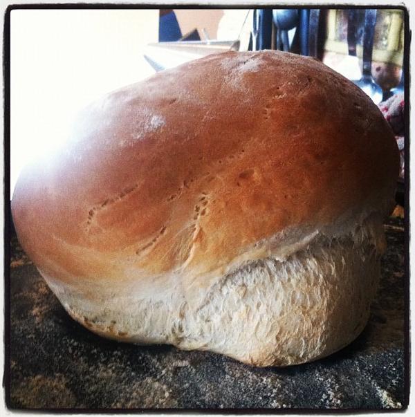 Bryn's White Bread