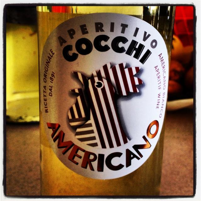 aperitivo cocchi americano