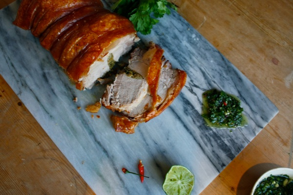thai-talian porchetta