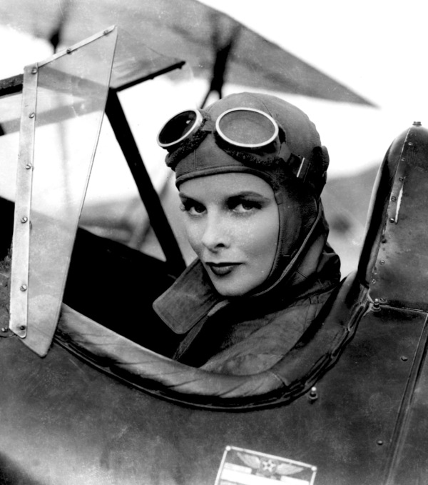 CHRISTOPHER STRONG [US 1933] KATHARINE HEPBURN